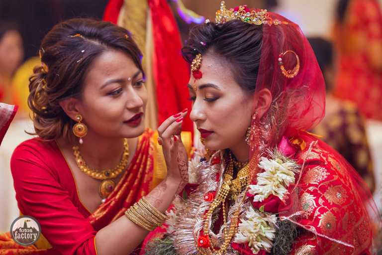 Nepalese Wedding